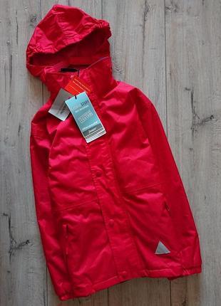 Куртка дождевик двухстороняя на флисе result  storm stuff размер л 10-12 лет