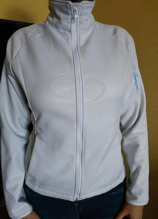 Salomon куртка, ветровка стильная, идеал