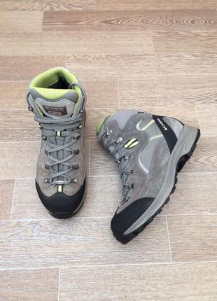 Scarpa gore-tex wibram  кожаные ботинки 41р