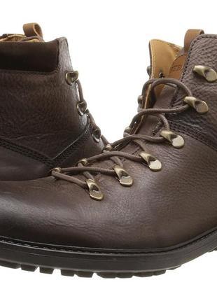 Кожаные ботинки sebago soren hiker 100% original