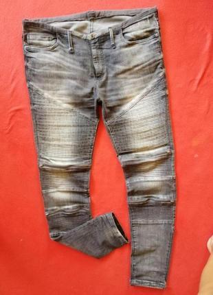 Крутые мужские джинсы review где-то на 34 р в очень хорошем состоянии