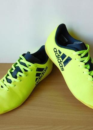 Футзалки adidas 36 р. стелька 22,8 см