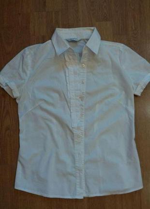 Блузка для школы или офиса