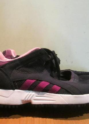 Кроссовки спортивные туфли adidas eguipment р.37 1/3.оригинал.сток