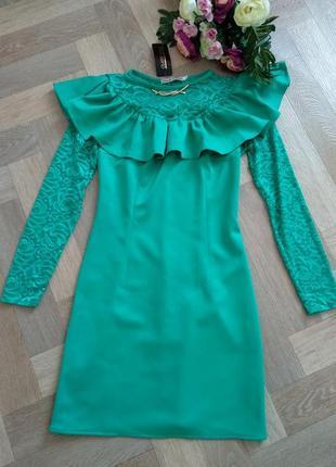 Нарядное платье на новогодние праздники