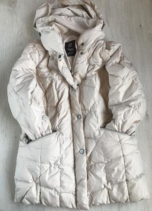 Пуховик на синтепоне дутая куртка