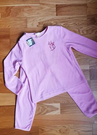 Флисовые пижамы на девочек