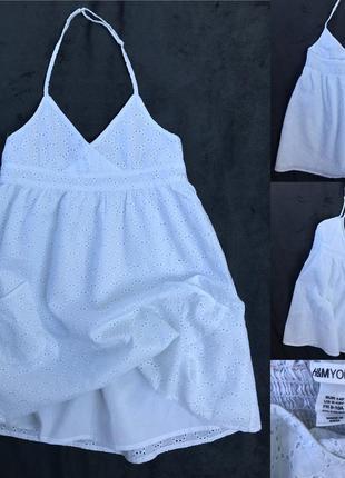Туника-платье в идеале 9-10 лет