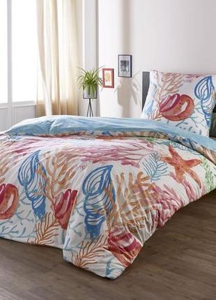 Комплект постельного белья хлопок meradiso германия.
