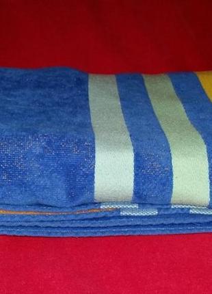 Яркое большое полотенце от tcм.германия