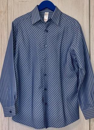 Школьная рубашка bhs на 11-12 лет