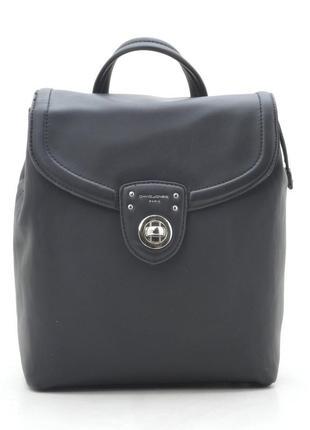 Новый женский чёрный городской рюкзак