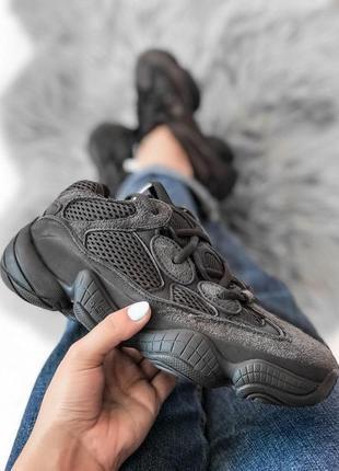Стильные кроссовки 🔥 adidas yeezy 500 🔥