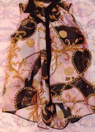 Легкая красивая блузка