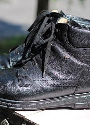 Кожаные ботинки finn comfort 44-45