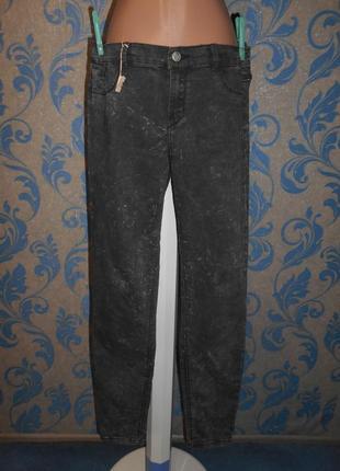 Стрейчевые классные джинсы zara