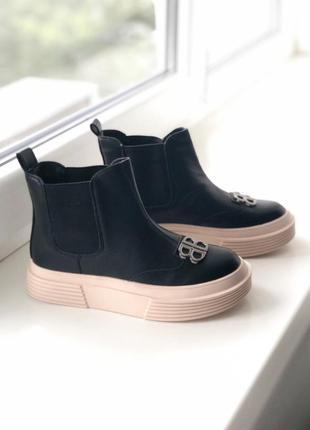 Ботинки на осінь