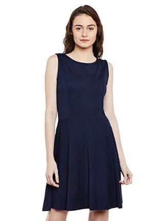 Платье с драпировкой на спинке h&m