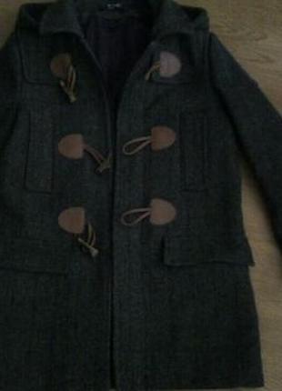Пальто для мальчика gulliver, 146 см