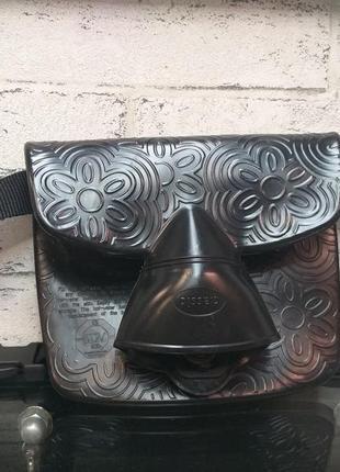 Поясная дизайнерская сумка