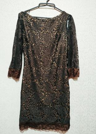 Вечернее платье,42 размер.