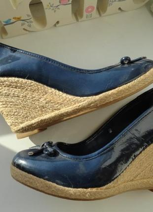 Легусенькие летние туфельки
