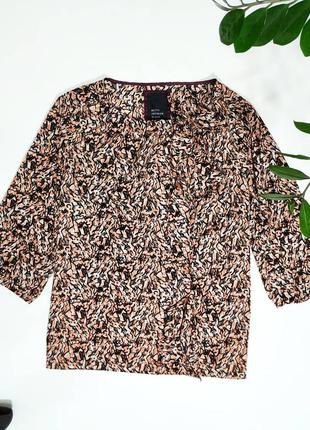 ❤️ оригинальная блуза с воланом