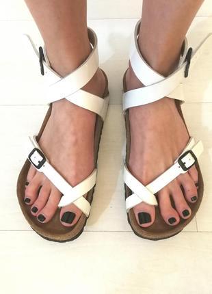 Birkenstock yara босоножки сандалии 38