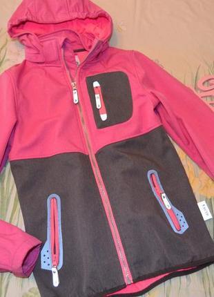 Термо куртка ветровка