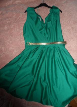 Promod ,очень красивое,легенькое платье.р.10-12,в идеале