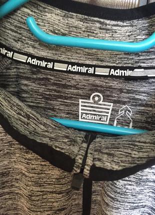 Спортивная кофта батал adidas