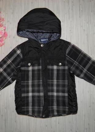Куртка timberland (р.104 на 3-4роки) курточка