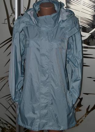 Непромокаемая непродуваемая куртка ветровка