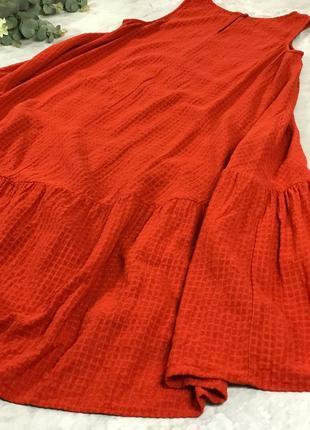 Стильное платье с оборкой  dr1933121 asos3 фото