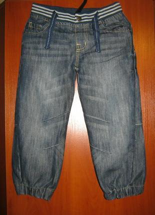 Джинсы брюки штаны на мальчика