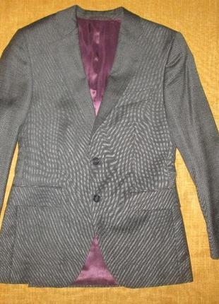 Новый мужской шерстяной костюм германия пиджак + брюки