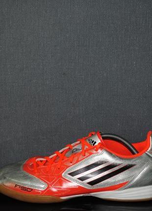 Футзалки adidas adizerо f-10 44 р