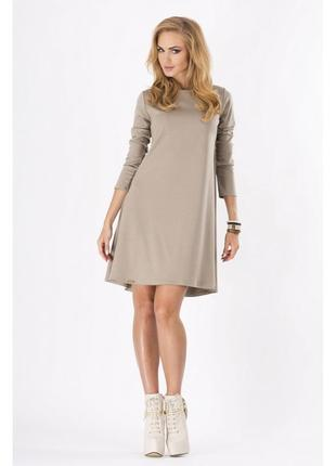 Платье осеннее