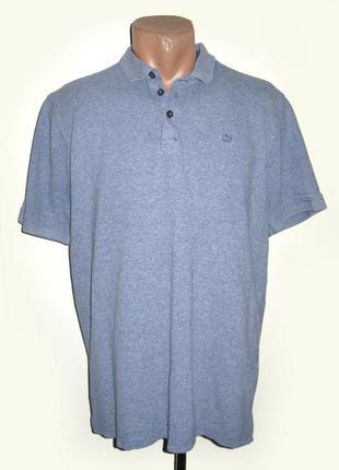 Мужская футболка поло next размер l