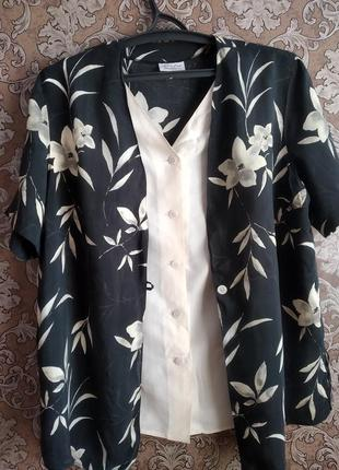 Блузка-кардіган