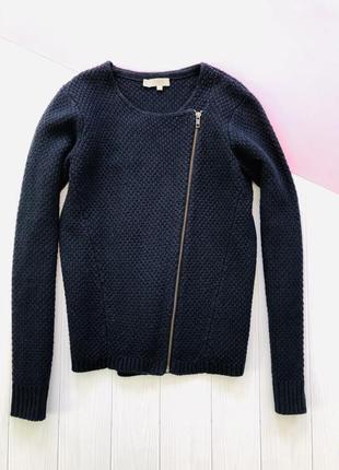 Hobbs теплый пиджак косуха шерсть + кашемир