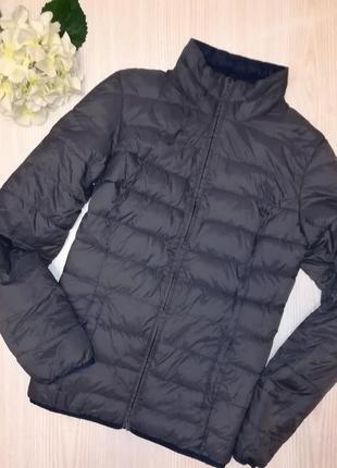 Лёгкая двусторонняя женская куртка м