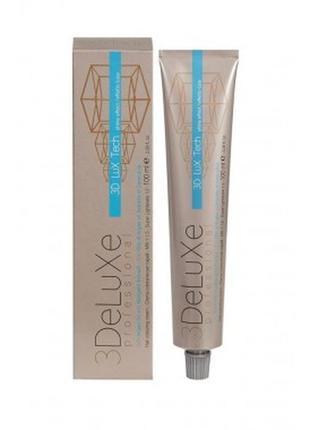 Стойкая крем-краска для волос 3deluxe professional, италия, 100 мл.