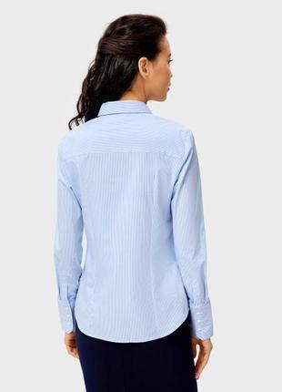 Рубашка блузка полосатая ostin