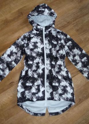Куртка, ветровка, плащ на 9-10 лет miss e-vie