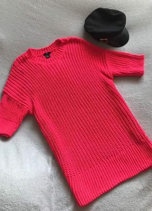 Шикарная фирменная туника/ свитер