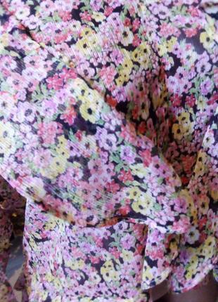 Брендовая блузка полиэстер4 фото