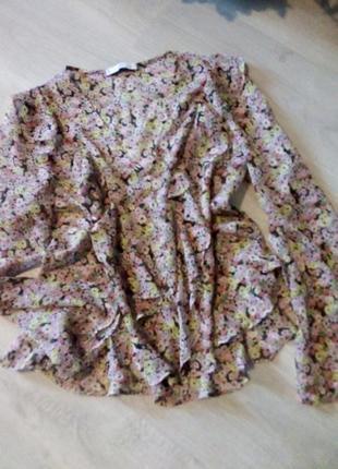 Брендовая блузка полиэстер7 фото