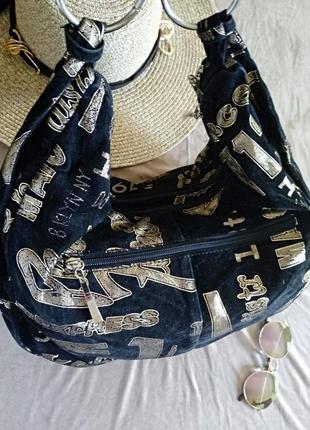 Женская сумочка на плечо на длиной ручке