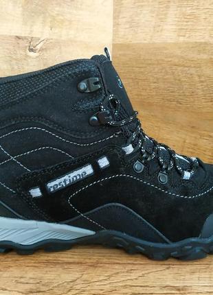 Мужские кожаные ботинки restime omo 19871